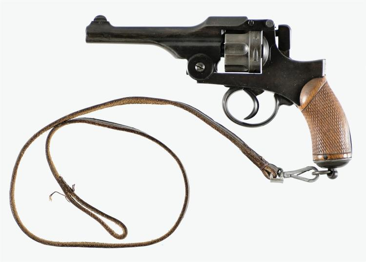 Japanese Type 26 Double Action Revolver