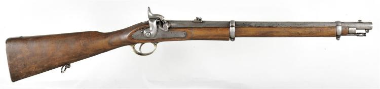 Enfield 1860 Dated Percussion Carbine