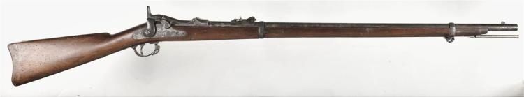US Marked 1873 Springfield Armory Trapdoor Single Shot Rifle