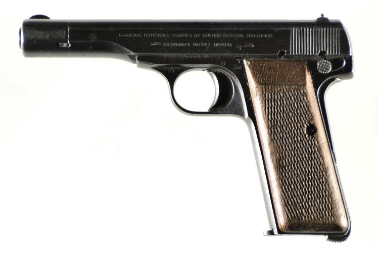 Fabrique Nationale Model 1922 Semi-Automatic Pistol
