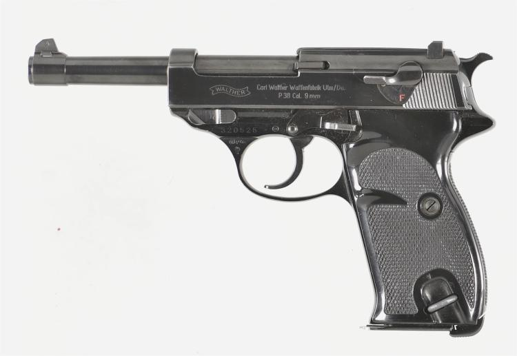 Walther P38 Semi-Automatic Pistol
