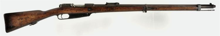 Erfurt Model GEW 88 Bolt Action Rifle