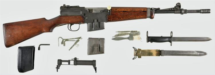 MAS Model 1949-56 Semi-Automatic Rifle with Accessories