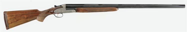 Engraved Stoeger Arms Zephyr Vandalia Single Barrel Shotgun