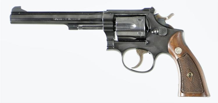 Smith & Wesson Pre-17 Model K-22 Double Action Revolver