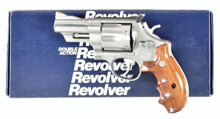Smith and Wesson Model 629-1 Double Action Revolver with Matching Box