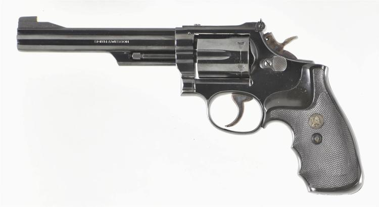 Smith and Wesson Model 19-4 Double-Action Revolver