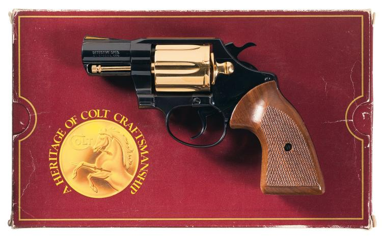 Colt  Serial Beginning With A Letter C