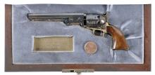Colt Classic Edition Miniature 1851 Navy Revolver with Case