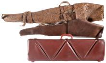 Three Assorted Long Gun Cases