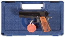 Colt Commander Model Lightweight Officer's CCO with Case