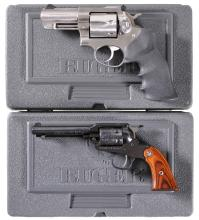 Two Ruger Revolvers