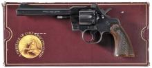 Colt Officers Model Special Double-Action Revolver
