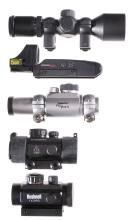 Group of Assorted Rifle Optics and Accessories