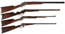 Four Rifles