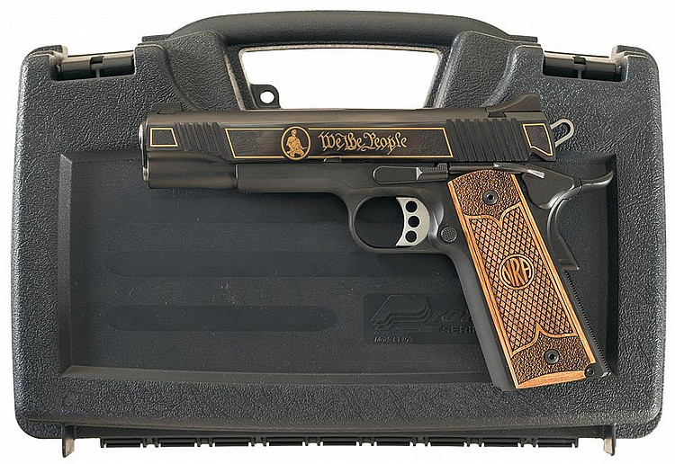 Kimber Custom II NRA Legacy of Freedom Semi-Automatic Pistol