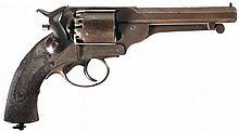 Scarce Civil War Confederate Kerr's Patent Percussion Revolver