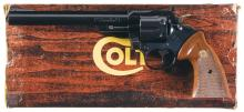 Documented Colt Trooper MKIII Double Action Factory Show