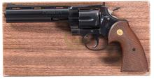 Rare First Year Production Colt Python Revolver with Box