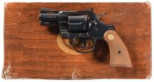 Colt Python Double Action Revolver with 2 1/2 Inch Barrel
