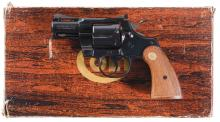 Colt Python Revolver with Desirable 2 1/2 inch Barrel and Box