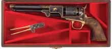 Colt 1851 black powder Revolver 36 percussion