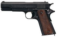 U.S. Colt 1911 Pistol w/Ex. Mag., Holster