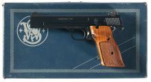 Smith & Wesson Model 41 Semi-Automatic Pistol with Box