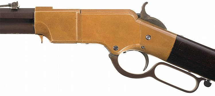 Outstanding Civil War Henry Lever Action Rifle