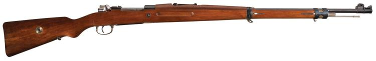 H R Model  Mauser Small Ring Rifle Stock