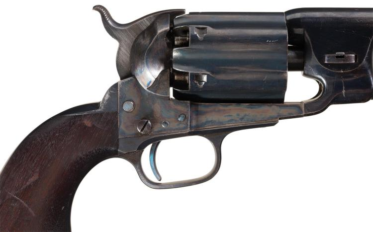 Colt dragoon revolver serial numbers