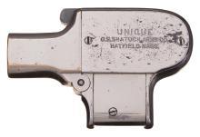 C.S. Shattuck Unique Palm Pistol in Scarce 32 Rimfire