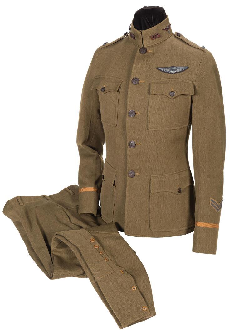 Wwi Army Uniform 97