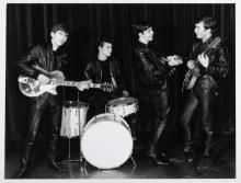 Beatles - Silver Gelatin Photographic Print by Albert Marrion