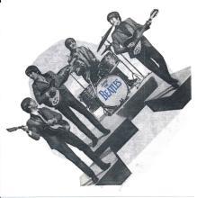 Beatles - 1964 Napkin