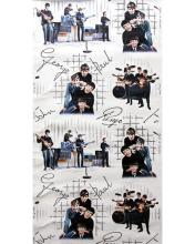 Beatles - 1964 Decorative Wallpaper