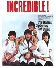 Beatles - Yesterday & Today - Butcher Cover - In-Store Promotional Poster