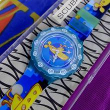 Beatles - Yellow Submarine - Swatch Watch