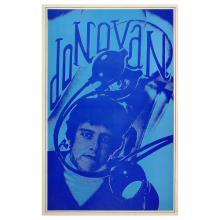 Donovan - Jim Marshall - 1970 Sixties Poster