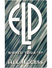 Emerson, Lake & Palmer - World Tour - 1997 Backstage Pass