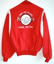 Hard Rock Cafe - 1982 London Letterman's Jacket