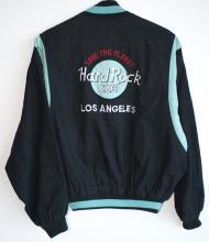 Hard Rock Cafe - 1982 Los Angeles Letterman's Jacket