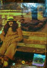 George Harrison - Dark Horse - Apple Records - 1974 Promotional Poster
