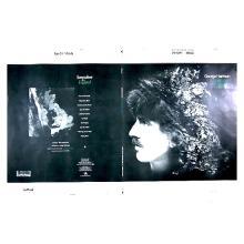 George Harrison - Somewhere in England LP - Unreleased Uncut Printer's Proof