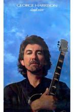 George Harrison - Cloud Nine - 1987 Promotional Poster