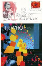 The Who - Richard Evans - Autograph