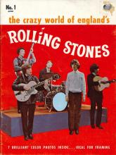 The Rolling Stones - The Crazy World of England's Rolling Stones - 1964 Magazine