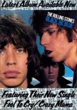 The Rolling Stones - Tour of Europe '76 - Tour Announcement Magazine
