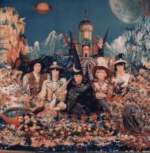 The Rolling Stones - Their Satanic Majesties Request -  Color Photographic Print