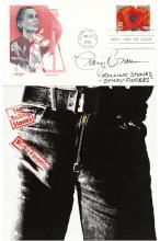 The Rolling Stones - Craig Braun - Autograph